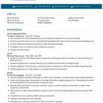 Office Administration CV Template