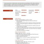 Personal Assistant CV Template
