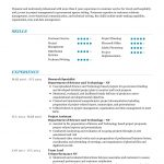 Research Specialist CV Template
