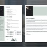 Free Personal Creative Resume Template