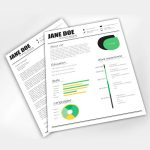 Free Resume Template in AI Format