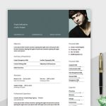 Creative Illustrator Free Resume Template