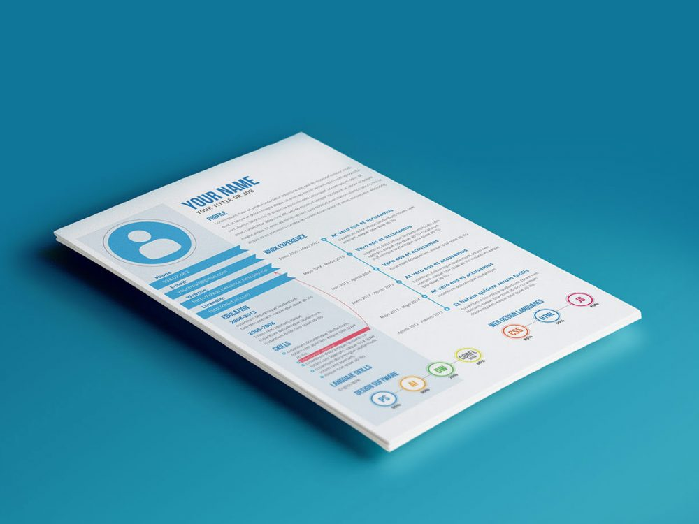 Business Executive Free Resume Template