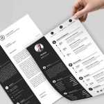 Free Personal Resume Template with Cover Letter