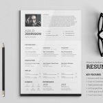 Free Clean & Modern Professional Resume Template