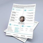 Free Resume Template File Download