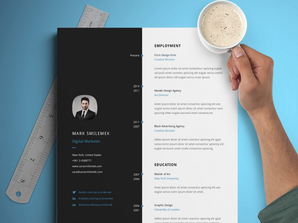 how to show attention to detail on resume  explained